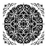 Mandala elegant design Royalty Free Stock Photography
