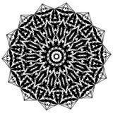 mandala Elementi decorativi etnici Elementi decorativi dell'annata Illustrazione orientale del modello Islam, arabo, indiano, tur Immagine Stock