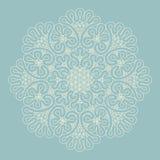 mandala Elementos decorativos étnicos Fotos de Stock Royalty Free