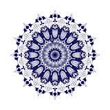 mandala Elementos decorativos étnicos Fondo dibujado mano Islam, árabe, indio, adornos del otomano Fotos de archivo