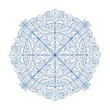 Mandala Ethnic decorative elements Hand drawn background eps10 Stock Image