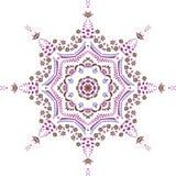 Mandala ethnic indian illustration design Royalty Free Stock Image