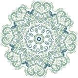 Mandala ethnic indian illustration design Stock Images