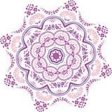Mandala ethnic indian illustration design Stock Photos