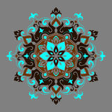 Mandala. Ethnic motifs Stock Photography