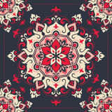Mandala. Ethnic motifs Royalty Free Stock Photos