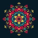 Mandala. Ethnic motifs Royalty Free Stock Photo