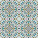 Mandala. Ethnic motifs vector seamless pattern. Vector seamless pattern background on the basis of a mandala design. Elegant luxury texture for wallpapers Stock Photos
