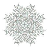 Mandala. Ethnicity floral round ornament. Circular ornament. Royalty Free Stock Image