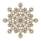 Mandala. Ethnicity round ornament. Ethnic style. Stock Photos