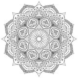 mandala Etniczni dekoracyjni elementy Fotografia Royalty Free