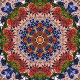 Mandala Fashion Stockbild