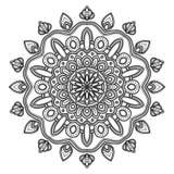 Mandala flower illustration vector. Design vector illustration
