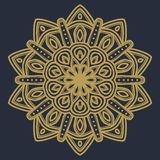 Mandala flower illustration vector stock photos