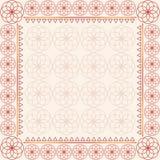 Mandala Frame Royalty Free Stock Image