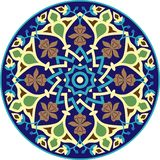 Mandala geometric ornament Islamic style vector illustration