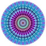 Mandala geometrica royalty illustrazione gratis