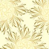 Mandala gold, tribal royalty free illustration