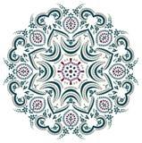 Mandala henna Zdjęcia Royalty Free