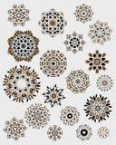 Mandala Henna Design Fashion Royalty Free Stock Photography