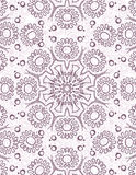 Mandala henna design fashion Stock Photos