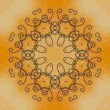 Mandala henna Royalty Free Stock Photography