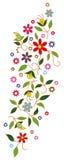 Mandala henny projekta moda Fotografia Royalty Free