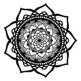 Mandala hermosa Fotos de archivo