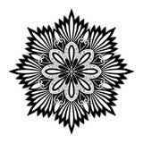 Mandala hermosa de Deco (vector) Fotos de archivo libres de regalías