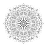 Mandala hermosa de Deco (vector) ilustración del vector