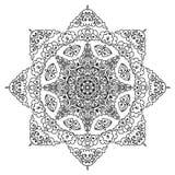 Mandala hermosa Rebecca 36 Fotos de archivo libres de regalías
