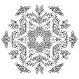 Mandala hermosa Rebecca 36 Imagen de archivo libre de regalías