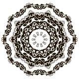 Mandala hermosa Rebecca 36 Fotografía de archivo libre de regalías