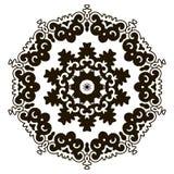 Mandala hermosa Rebecca 36 Imágenes de archivo libres de regalías