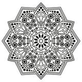 Mandala hermosa Rebecca 36 Imagen de archivo