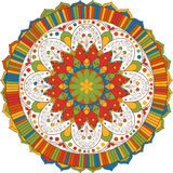 mandala hindusa wzór Obrazy Stock