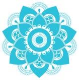 Mandala. Illustration. Round Ornament Pattern Stock Photo