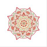 Mandala ilustrada vector libre illustration