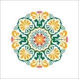 Mandala Ilustration Ornament Fotos de archivo