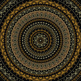Mandala. Indian decorative pattern Stock Image