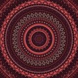 Mandala. Indian decorative pattern. Stock Images
