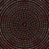 Mandala indiana Imagens de Stock