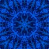 Mandala kaleidoscope, imagination intricate effect mosaic , oriental decor. Mandala kaleidoscope, abstract digital oriental decor magic symmetrical imagination royalty free illustration