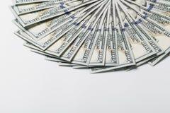 Mandala kaleidoscope from money stock images