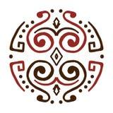mandala Kreatywnie k??kowy ornament Round symetryczny wz?r elementu dekoracyjny rocznik ilustracji