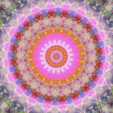 Mandala mágica Foto de Stock Royalty Free