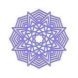 mandala Meditación india de la boda libre illustration