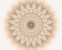Mandala molle di colori Immagini Stock