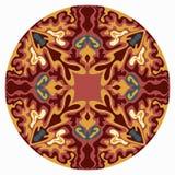 mandala mooie Uitstekende elementenillustratie stock illustratie