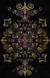 Mandala Noname Long Fotografia de Stock Royalty Free